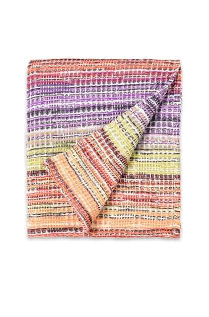 MISSONI HOME TANCREDI PLAID  Jaune E - Derrière