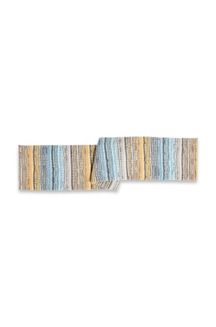 MISSONI HOME TANCREDI PLAID  Celeste E - Fronte