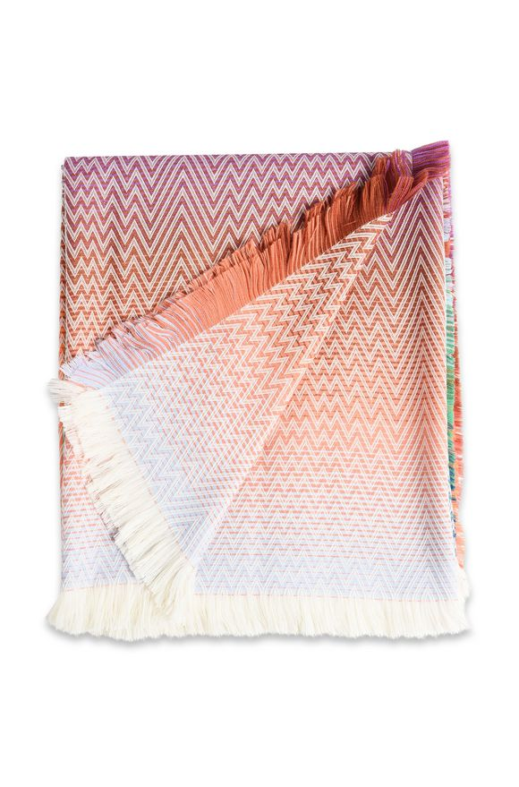 Plaids Unisex Missoni Cool Missoni Throw Blankets