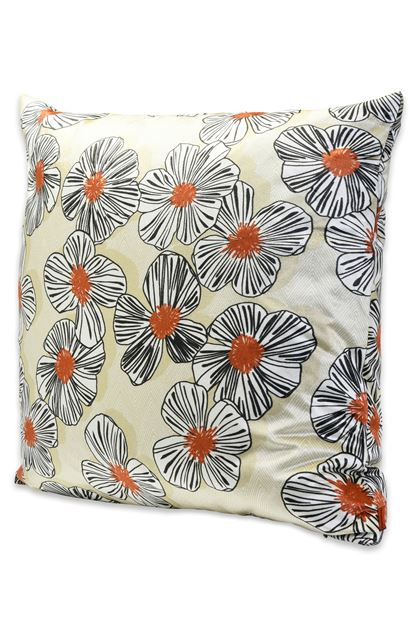 MISSONI HOME 24x24 in. Cushion E TOKYO CUSHION m