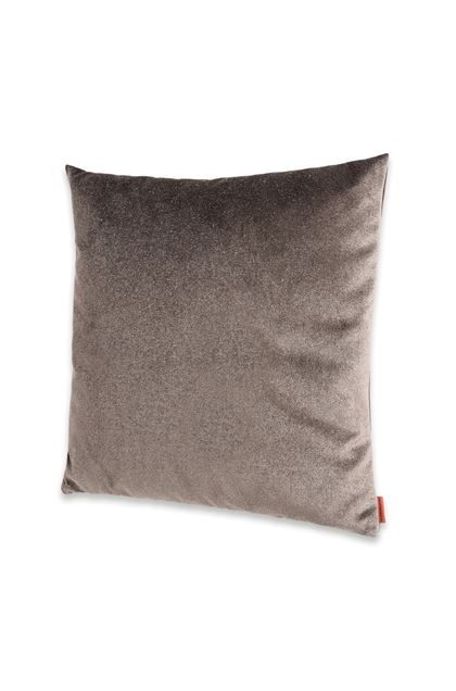 MISSONI HOME MAHE CUSHION Dove grey E - Back