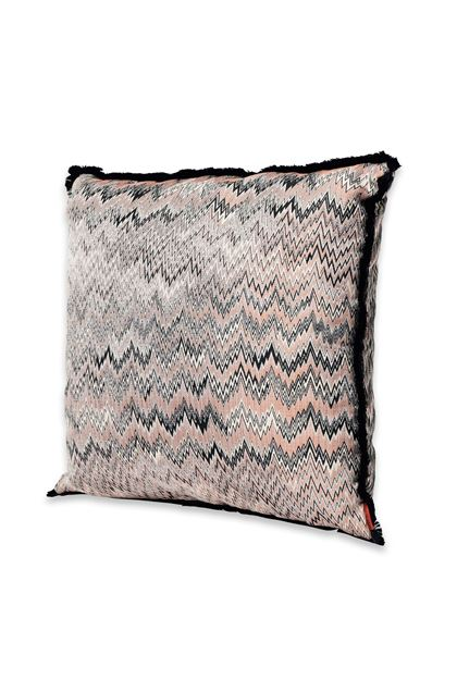 MISSONI HOME THAILAND CUSHION  Black E - Back