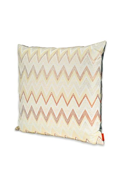 MISSONI HOME TAIPEI CUSHION Grey E - Back