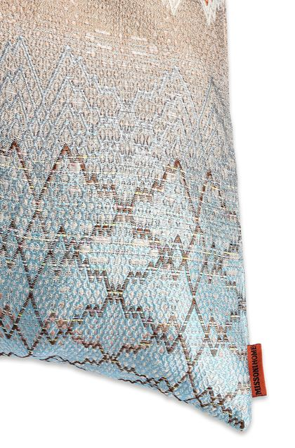 MISSONI HOME TBILISI CUSHION Beige E - Front