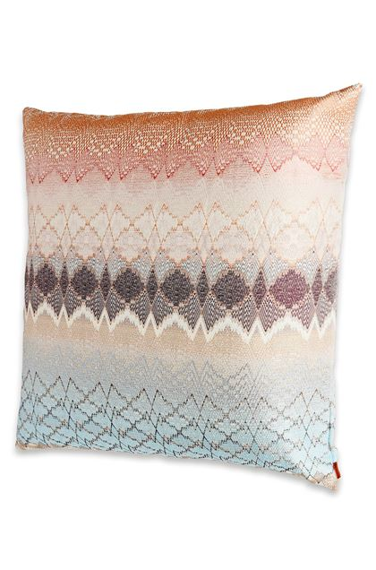 MISSONI HOME TBILISI CUSHION Beige E - Back