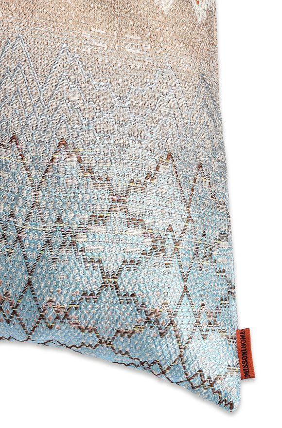 MISSONI HOME TBILISI CUSHION E, Rear view