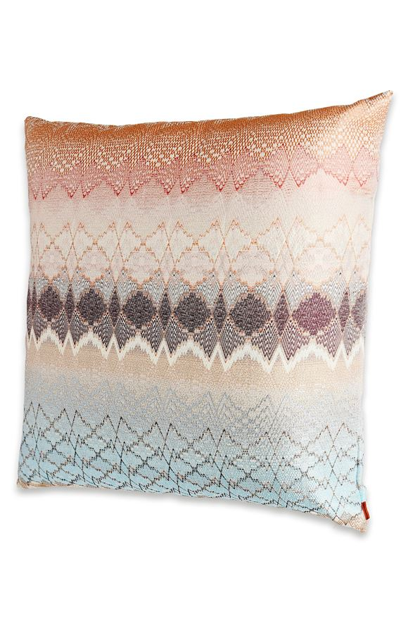 MISSONI HOME TBILISI CUSHION E, Frontal view