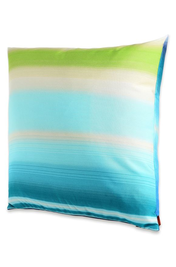 MISSONI HOME TONGA CUSCINO Turchese E