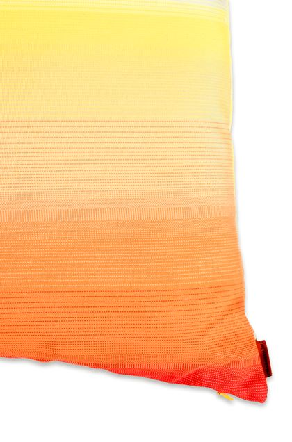 MISSONI HOME TONGA CUSHION Yellow E - Front
