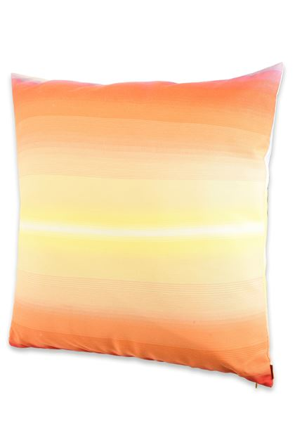MISSONI HOME TONGA CUSHION Yellow E - Back