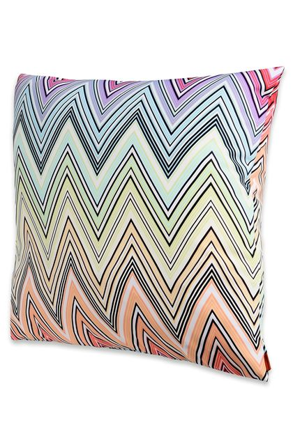 MISSONI HOME KEW_OUTDOOR CUSHION Orange E - Back