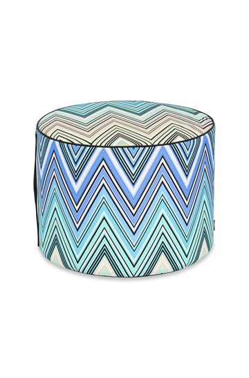 MISSONI HOME Cylinder CIRC.40X30 E KEW_OUTDOOR CYLINDER POUF m