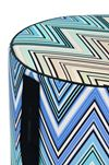 MISSONI HOME KEW_OUTDOOR CYLINDER POUF E, Rear view