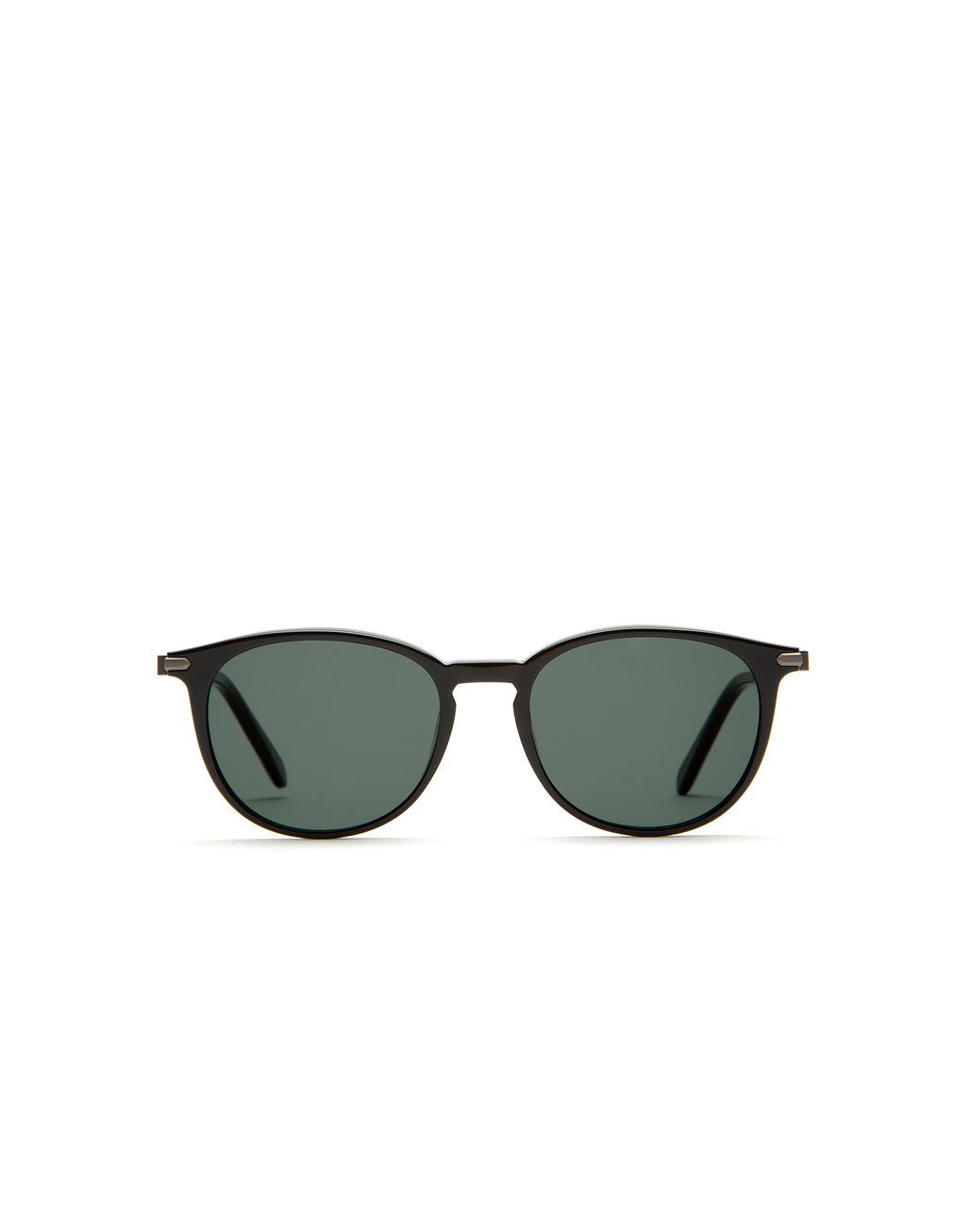 BRIONI Shiny Black Retro Pantos Sunglasses Sunglasses [*** pickupInStoreShippingNotGuaranteed_info ***] f