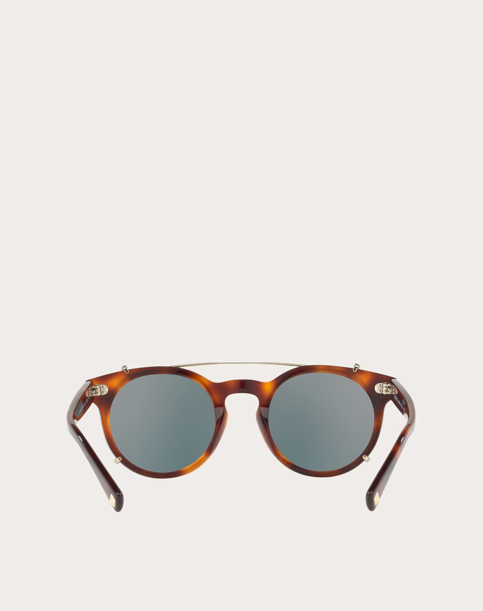 VALENTINO OCCHIALI Acetate Sunglasses Sunglasses U e