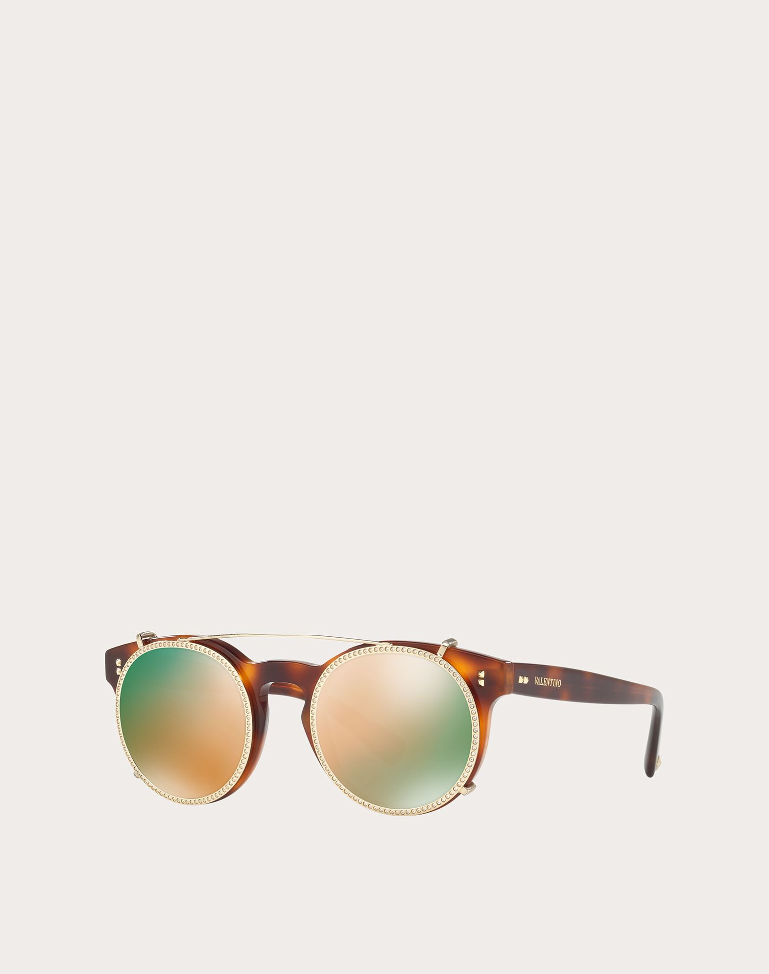VALENTINO OCCHIALI Acetate Sunglasses Sunglasses U r