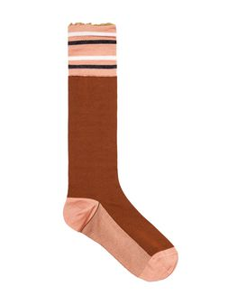 Marni Sock in cotton nylon and Lurex Woman