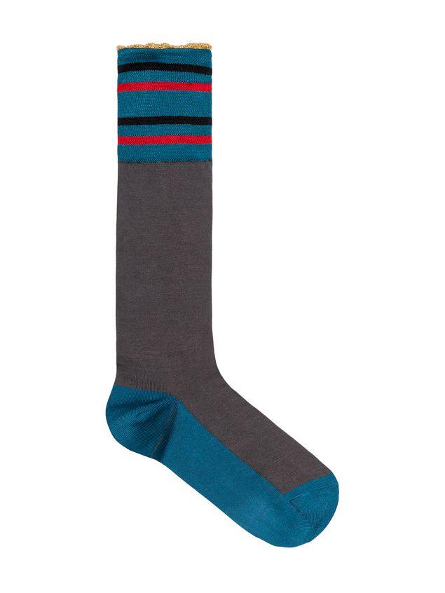 Marni Sock in cotton and nylon Woman - 1
