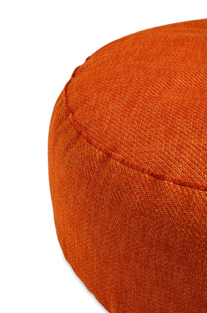 MISSONI HOME PALLINA POUF Ruggine E - Fronte