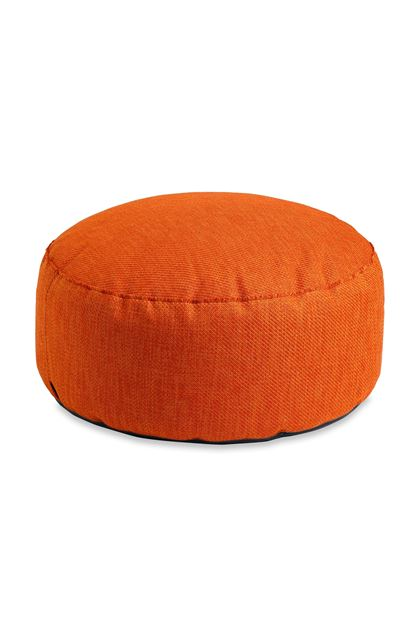 MISSONI HOME MOOMBA PALLINA POUF Rust E - Back