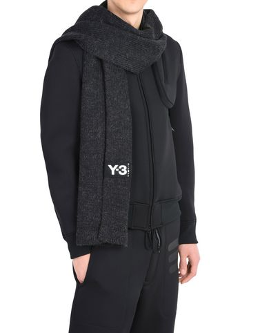 Y-3 BADGE SCARF OTHER ACCESSORIES man Y-3 adidas