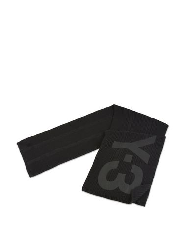 Y-3 LOGO SCARF OTHER ACCESSORIES man Y-3 adidas
