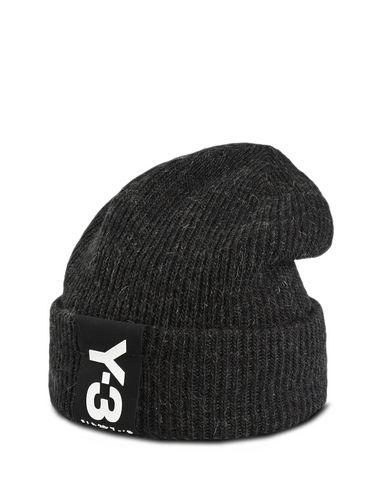 Y-3 BADGE BEANIE OTHER ACCESSORIES woman Y-3 adidas