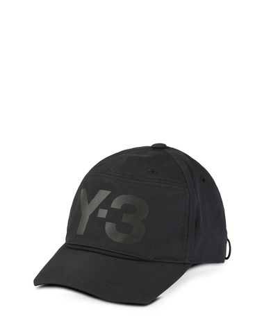 Y-3 FRONT BACK CAP OTHER ACCESSORIES woman Y-3 adidas