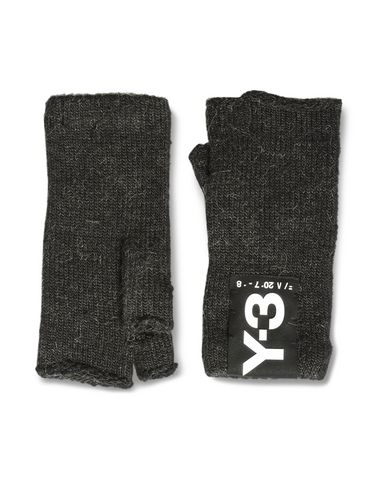 Y-3 BADGE GLOVES OTHER ACCESSORIES woman Y-3 adidas