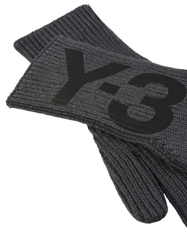 Y-3 LOGO GLOVES OTHER ACCESSORIES man Y-3 adidas