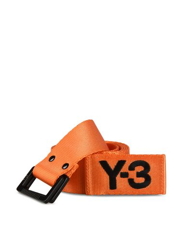 Y-3 ORANGE BELT OTHER ACCESSORIES man Y-3 adidas