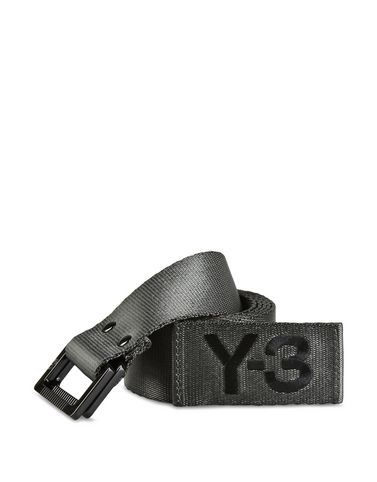 Y-3 SOLID BELT OTHER ACCESSORIES man Y-3 adidas