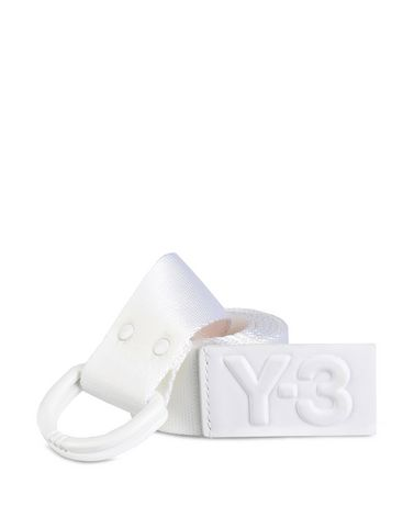 Y-3 YOHJI WHITE BELT OTHER ACCESSORIES man Y-3 adidas