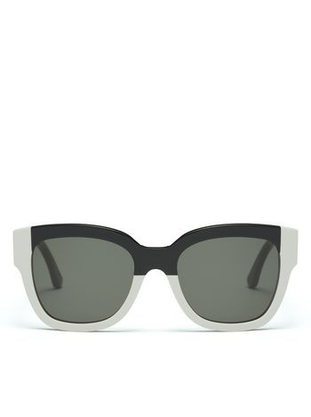 MARNI Eyewear D Marni Cromo Acetate glasses bi-layer temple f