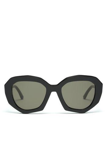 Marni Marni Ghost Acetate glasses contrast temple Woman