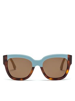 Marni Marni Cromo Acetate glasses bi-layer temple Woman
