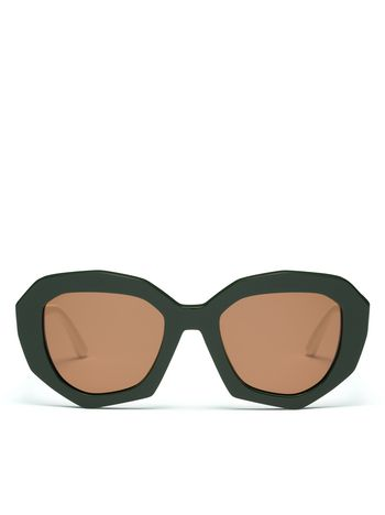 Marni Acetate glasses contrast temple Woman