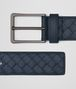 BOTTEGA VENETA BELT IN DENIM INTRECCIATO VN Belt U rp