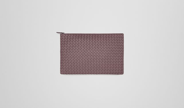 LARGE DOCUMENT CASE IN GLICINE INTRECCIATO NAPPA