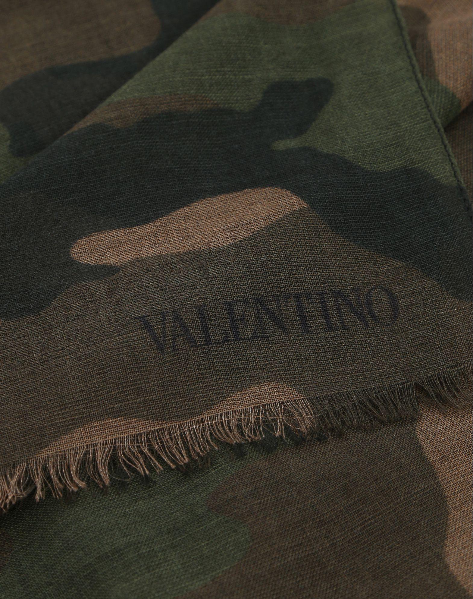VALENTINO SETA Printed Scarf Scarf U d
