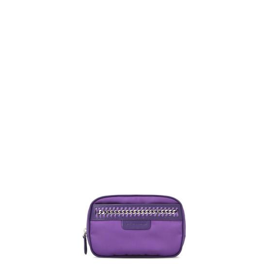 Trousse de maquillage Falabella GO violette