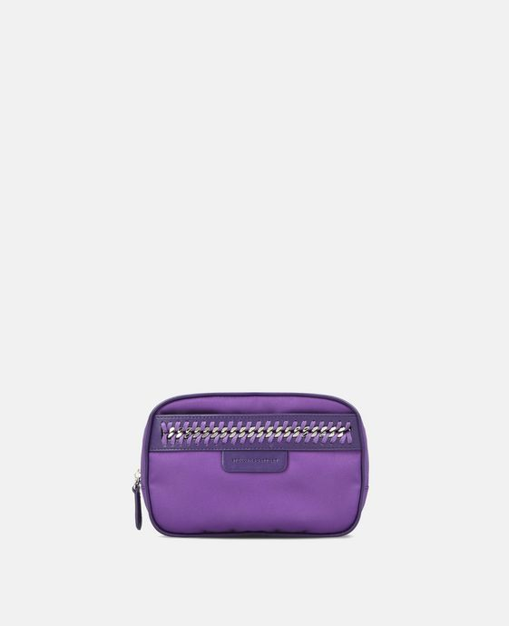 Purple Falabella GO Cosmetic Case