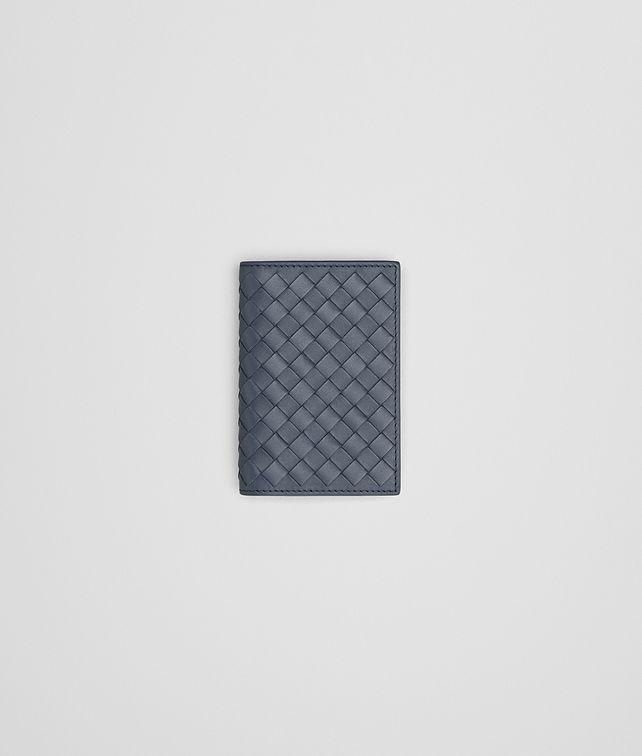 BOTTEGA VENETA CARD CASE IN KRIM INTRECCIATO VN Card Case or Coin Purse U fp