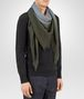 BOTTEGA VENETA SCARF IN NILE DARK GREEN WOOL Scarf or other U rp