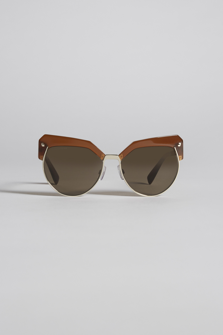 DSQUARED2 DQ0254MET40J Sunglasses Woman m
