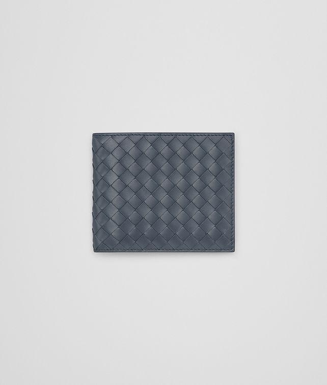 BOTTEGA VENETA KRIM INTRECCIATO BI-FOLD WALLET Bi-fold Wallet Man fp