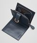 BOTTEGA VENETA MINI WALLET IN DENIM CALF Mini Wallet or Coin Purse D lp