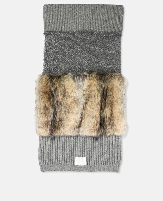Sciarpa Fur Free Fur