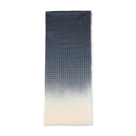 Foulard con Stampa Cravatta