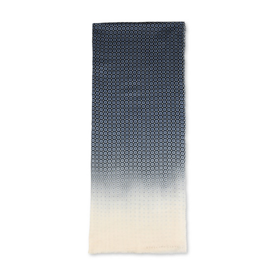 Tie Print Scarf